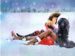 Картинки фото зима киев 3