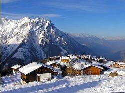 Фото зима швейцария 7