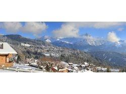Фото зима швейцария 2
