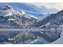 Фото зима швейцария 3