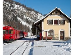 Фото зима швейцария 4