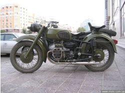 Военные мотоциклы фото 1