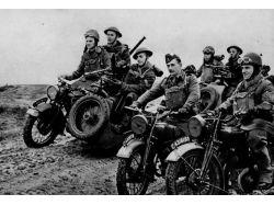 Военные мотоциклы фото 2
