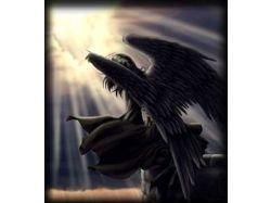 Демоны падшие ангелы изображения картинки аниме 7