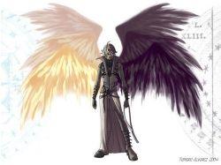 Демоны падшие ангелы изображения картинки аниме 3