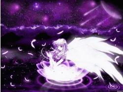 Демоны падшие ангелы изображения картинки аниме 4