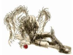 Демоны падшие ангелы изображения картинки аниме 5