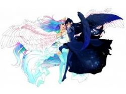 Демоны падшие ангелы изображения картинки аниме 6