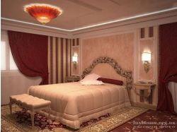 Дизайнерский интерьер фото спальни 5