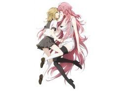 Картинки аниме альтернативный поцелуй 2