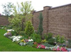 Садовый участок фото цветы 5