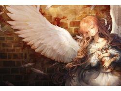 Картинки аниме angel 7