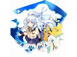 Картинки аниме angel 3