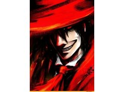 Hellsing картинки аниме 4