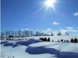 Красивые фото зима скачать безплатно