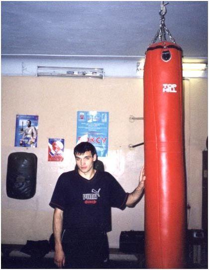 декрет, как сделать мешок для бокса дровнях