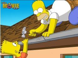 Симпсоны мультфильм картинки