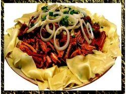 Казахская национальная блюда фото