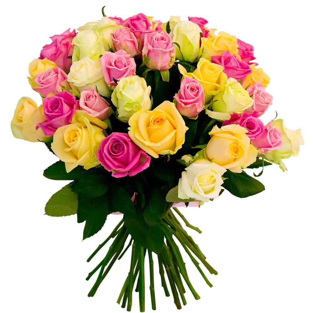 картинки с букетами розовых роз себе ощутила