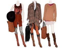 Подбор одежды осень фото