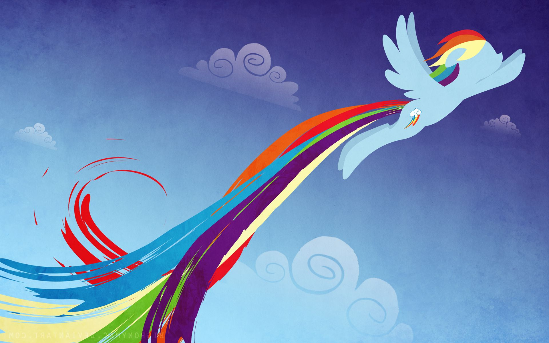 rainbow dash iphone wallpaper - photo #3
