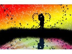 3d любовь картинки