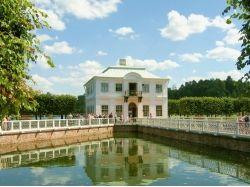 Павловск дворец выставка русский жилой интерьер фото