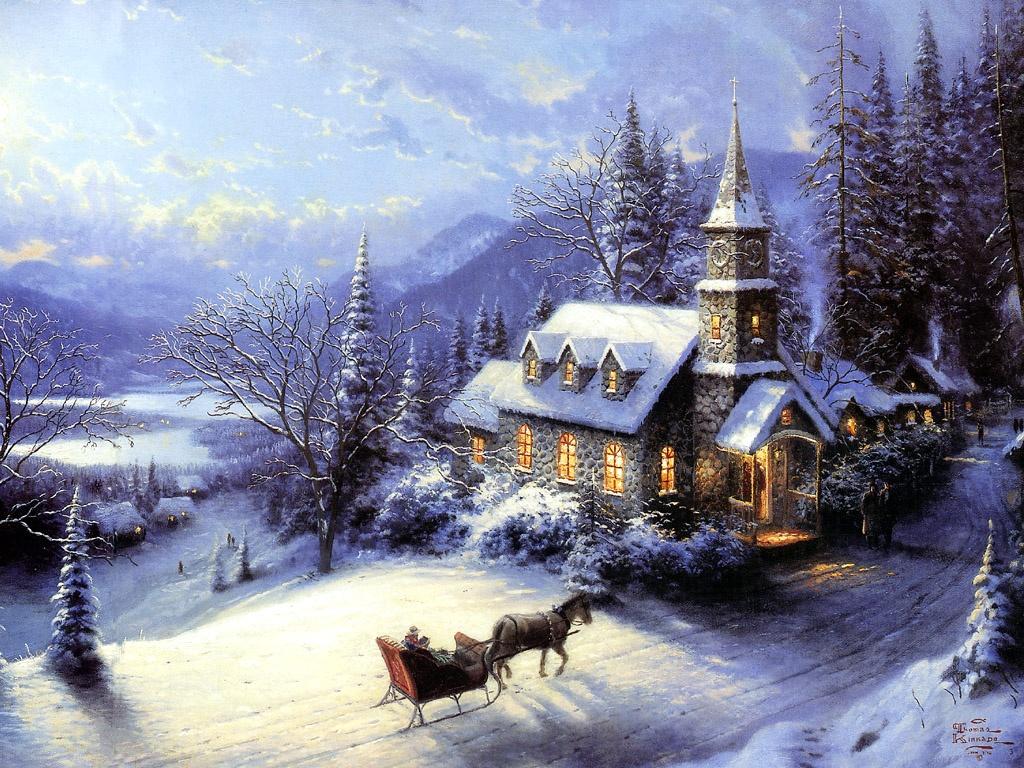 зима рождество картинки на телефон герой вешает носа