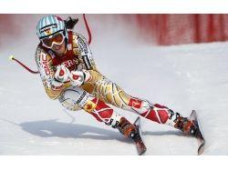 Лыжный спорт фото