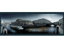 Широкоформатные фотографии санкт-петербурга
