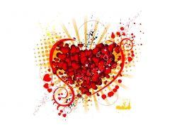 Сердечки любовь фото картинки