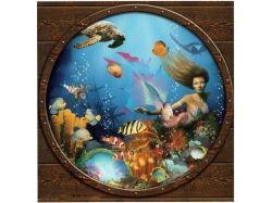 Клипарты для стен подводный мир