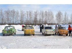 Авторалли на ретро автомобилях