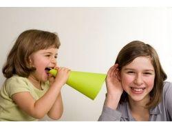 Говорят дети фото