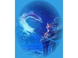 Открытки на тему подводный мир