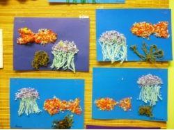 Изучаем с детьми подводный мир
