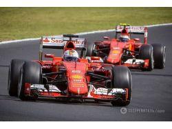 Фото гонки формула-1
