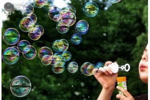 Картинки мыльные пузыри