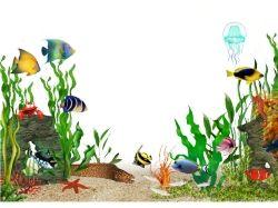 Много игр про подводный мир