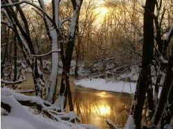 Фото зима на телефон