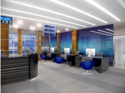 Банки интерьер фото