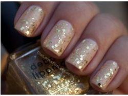 Дизайн ногтей фото зима 2012