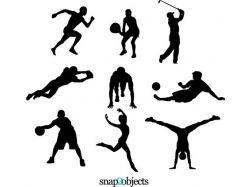 Спорт картинки вектор
