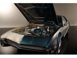 Как реставрируют ретро автомобили