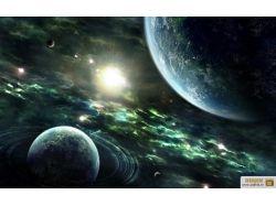 Картинки космоса в векторном изображение