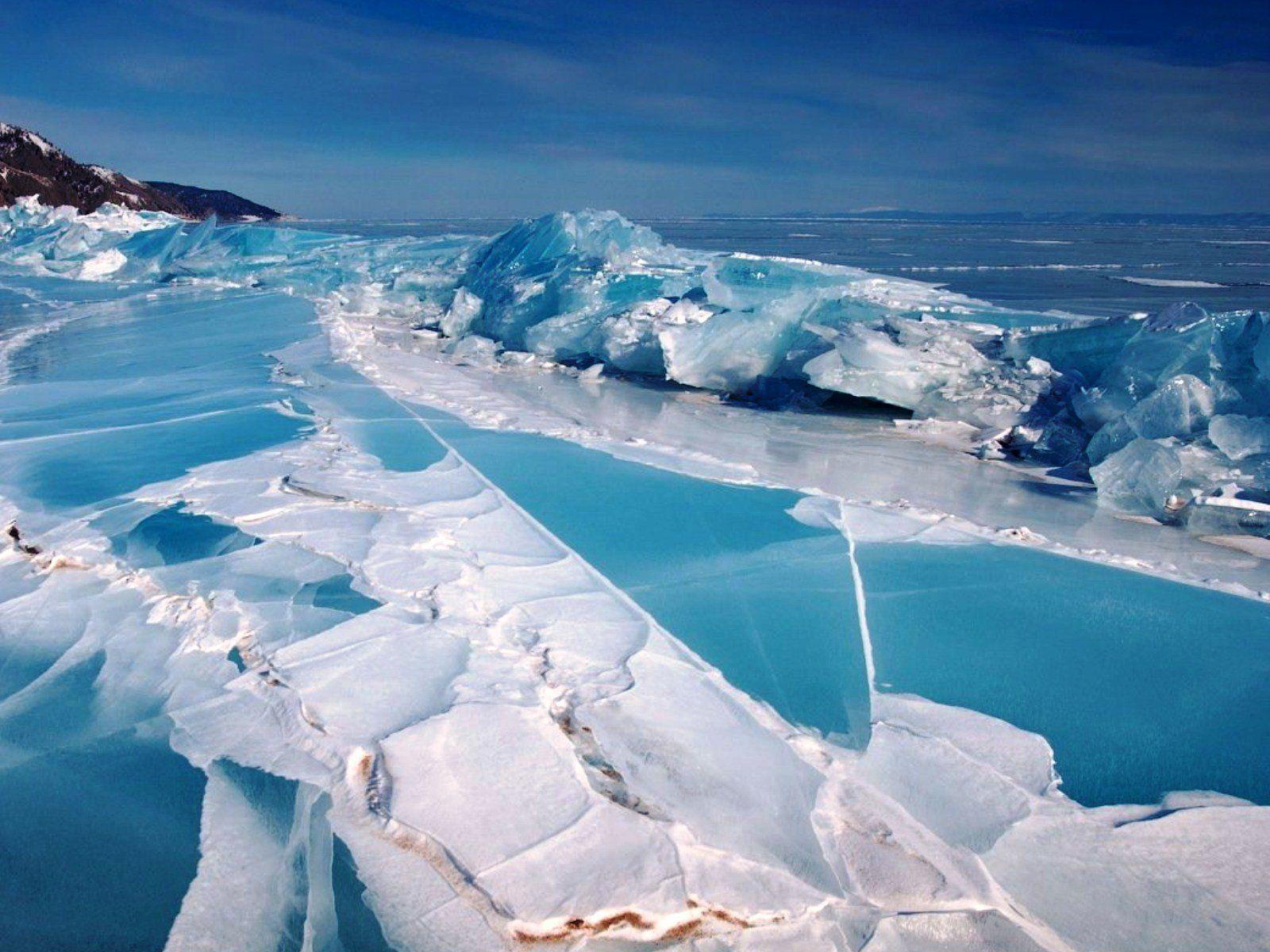 Картинки лед байкал