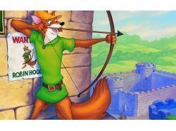 Робин гуд мультфильм картинки