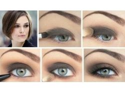 Макияж глаз для цветотипа осень фото