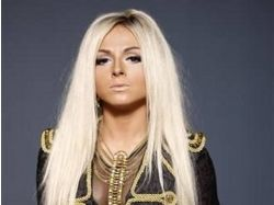 Нюша певица фото блондинка