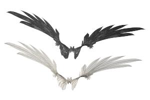 Крылья картинки